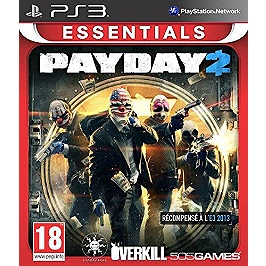 Payday 2 - Essentials (PS3)