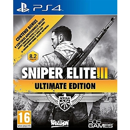 Sniper elite III: Afrika - ultimate edition (PS4)