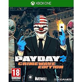 Payday 2 - crimewave edition (XBOXONE)