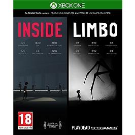Pack 2 jeux : Limbo & Inside (XBOXONE)