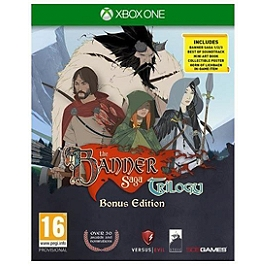 The banner saga trilogy - édition bonus (XBOXONE)