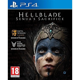 Hellblade - senua's sacrifice (PS4)