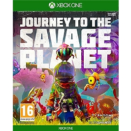 Journey to the savage planet (XBOXONE)