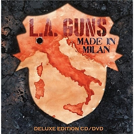 Made in Milan, Edition deluxe, inclus 1 dvd., CD + Dvd