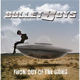 From out of the skies, CD