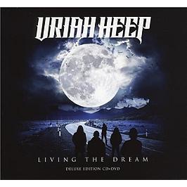 Living the dream, CD + Dvd