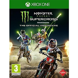 Monster Energy Supercross : the official video game (XBOXONE)