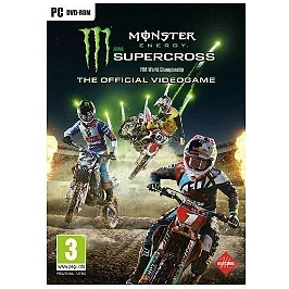 Monster Energy Supercross : the official video game (PC)