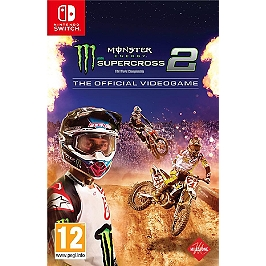 Supercross 2 (SWITCH)