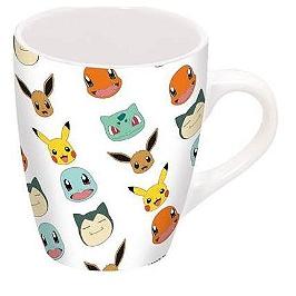 Mug pokémon barrel porcelaine characters