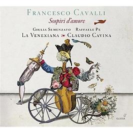 Sospiri d'amore, duo & airs d'opéra, CD