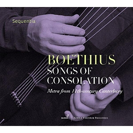 Songs of consolation, CD