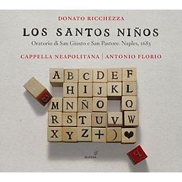 Los santos ninos, CD