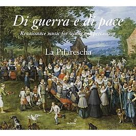 Di gueera e di pace, CD Digipack
