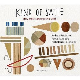 Kind of Satie, CD