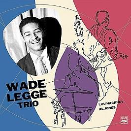Wade Legge trio, CD