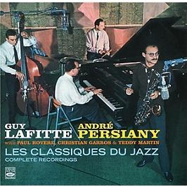 Les classiques du jazz, complete recordings, CD