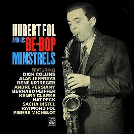 And his be-bop minstrels, CD