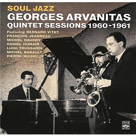 Soul jazz quintet sessions 1960-1961, CD