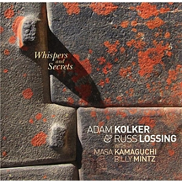 Whispers and secrets, CD