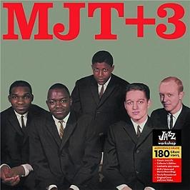 MJT+3, Vinyle 33T