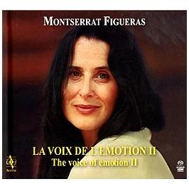 La voix de l'émotion II, CD + Dvd