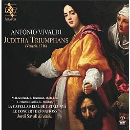 Juditha Triumphans, SACD