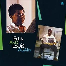 Ella and Louis again, Vinyle 33T