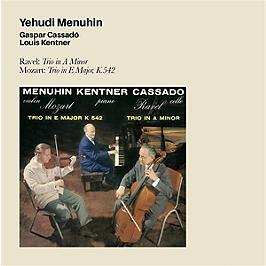 Piano trios, CD
