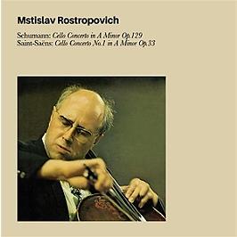 Mstislav Rostropovitch, CD