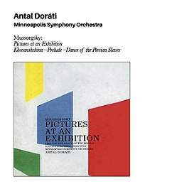 Moussorgski, Schuller, Strauss, CD