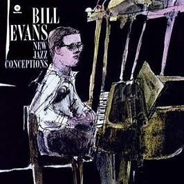 New jazz conceptions, Vinyle 33T