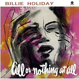 All or nothing at all, Vinyle 33T