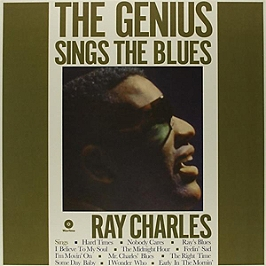 The genius sings the blues, Vinyle 33T