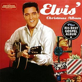 Elvis' christmas album + his hand in mine (1957-1960), CD