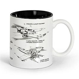 Mug céramique Star Wars - X-Wing