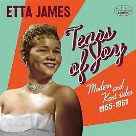 Tears of joy, CD