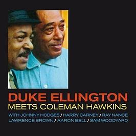 Meets Coleman Hawkins, CD