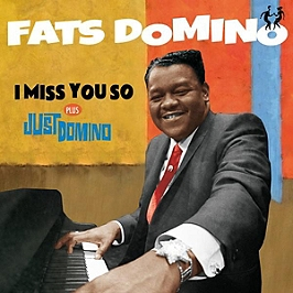 I miss you so just Domino, CD