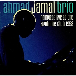 Complete live at the Spotlite Club, CD