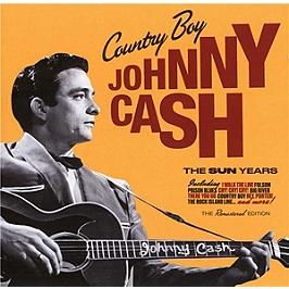 Country boy, the Sun years, Edition remasterisée livret 16 p., CD
