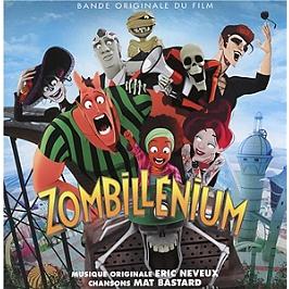 Zombillénium, CD