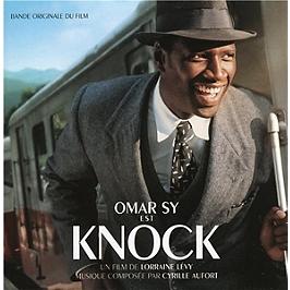 Knock (bof), CD