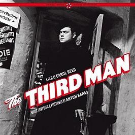 Le troisième homme, Vinyle 33T