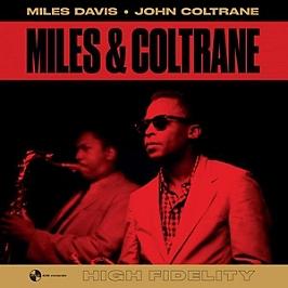 Miles & Coltrane, Vinyle 33T