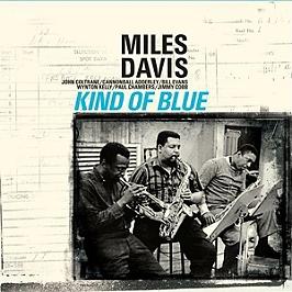 Kind of blue, CD