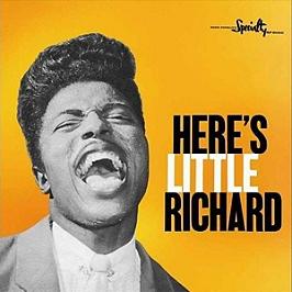 Heres Little Richard, CD