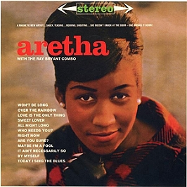 Aretha with the Ray Bryant Combo, CD Digipack