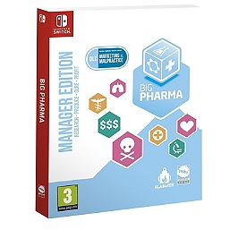 Big pharma - manager edition (SWITCH)