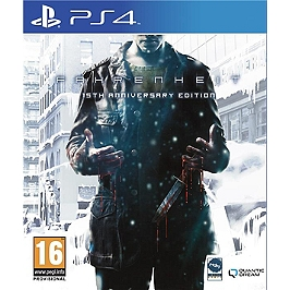 Fahrenheit - édition 15th Anniversary (PS4)